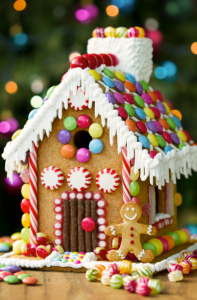 Luxury Gingerbread Example